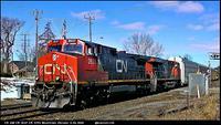 CN 148 CN 2637 2293 Brantford Ontario 3-26-2014