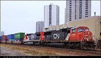 CN 148 CN 5754 CN 2038 London Ontario 12-12-2014