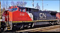CN 2150 Brantford Ontario 3-26-2014