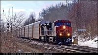 CN 393 CN 2619 2150 Brantford Ontario 3-26-2014
